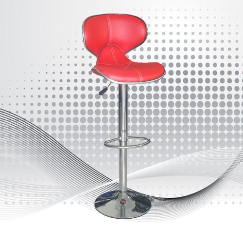 Bar Chair w/ Cushion & Gaslift