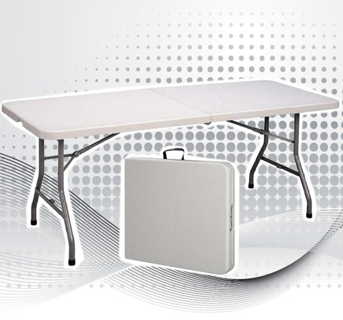 Foldable Tables & Chair